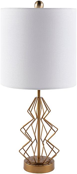 Surya Liberty Lamp, , large