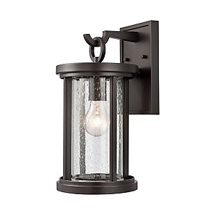 Bianca  1-Light Sconce in Oil Rubbed Bronze, Oil Rubbed Bronze, large