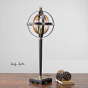 Uttermost Rondure Sphere Table Lamp, , rollover