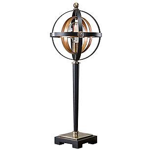 Uttermost Rondure Sphere Table Lamp, , large