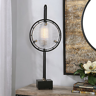 Uttermost Ardell Industrial Accent Lamp, , rollover