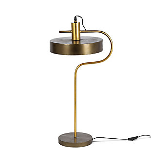 Lone Elm Studios 28.93-in H Electric Metal Tabletop Lamp, , large