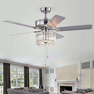 Safavieh Dresher Ceiling Light Fan, , rollover
