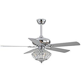 Safavieh Landi Ceiling Light Fan, , large