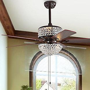 Safavieh Nori Ceiling Light Fan, , rollover
