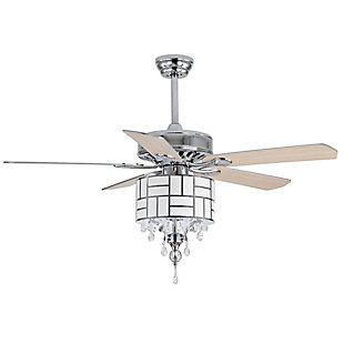 Safavieh Fint Ceiling Light Fan, , large
