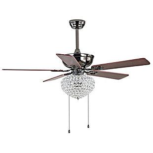 Safavieh Korla Ceiling Light Fan, , large