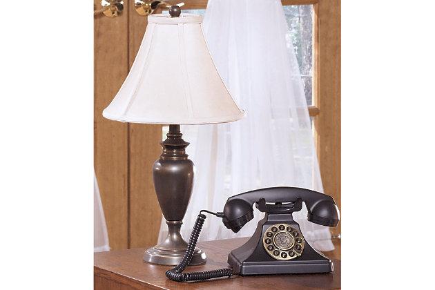 Caron Lamp Set (Set of 4) | Ashley Furniture HomeStore on