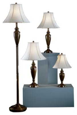 Caron Lamp Set (Set of 4)