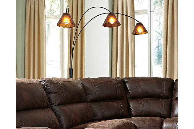 Sharde Floor Lamp Ashley Furniture Homestore