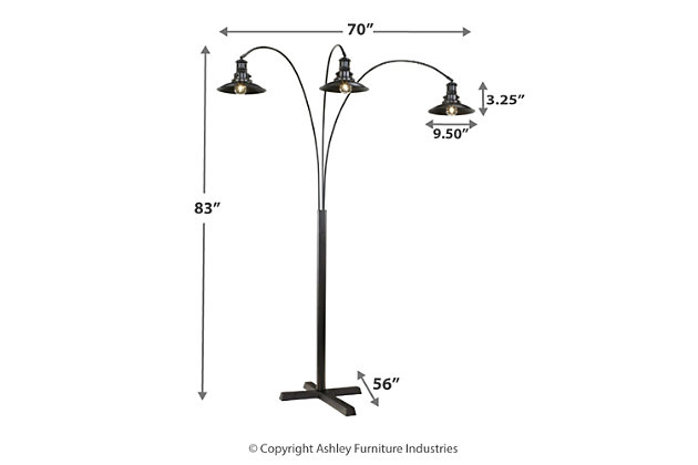 Sheriel Floor Lamp, , large