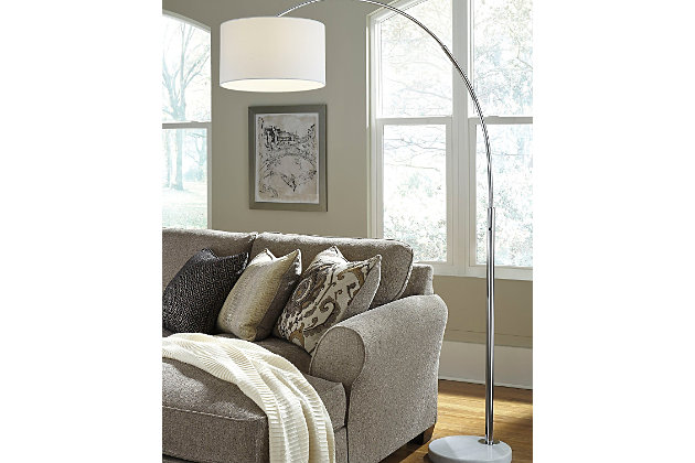 Areclia Arc Lamp Ashley Furniture Homestore