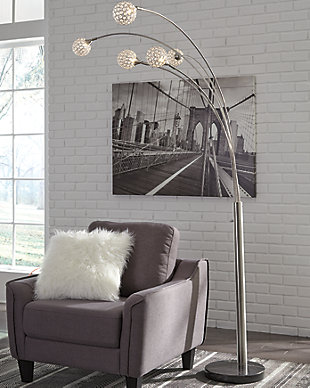 Winter Arc Lamp, , rollover