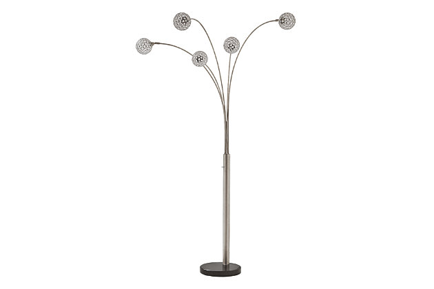 Winter Arc Lamp, , large