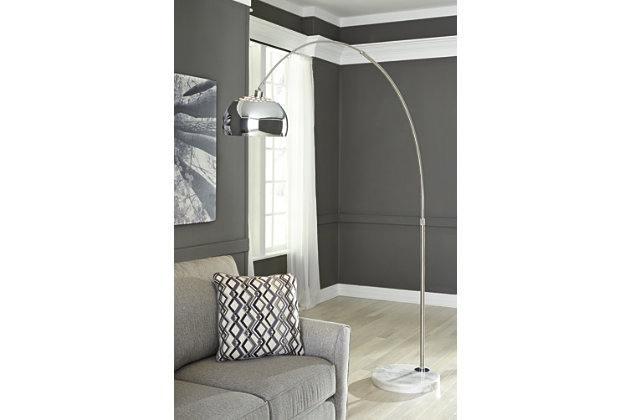Osasco Arc Lamp, , large