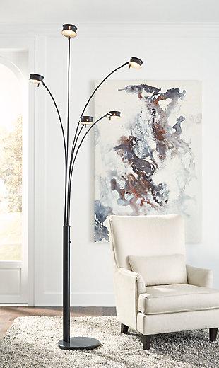 Marike Arc Lamp, , rollover