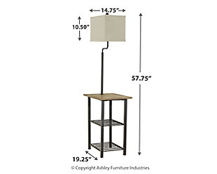 Shianne Floor Lamp, , large