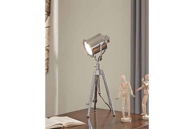 Krish desk lamp large