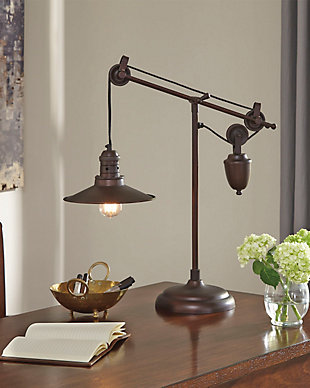 Kylen Desk Lamp, , rollover