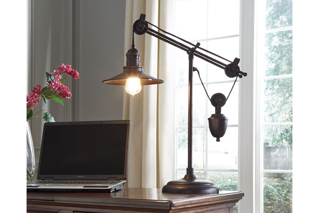 Kylen Desk Lamp Ashley Furniture Homestore