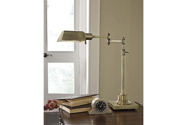 Arawn desk lamp large