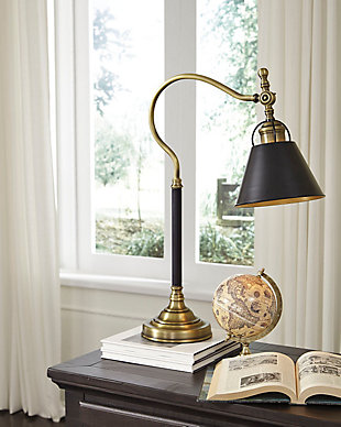 Arvid Desk Lamp, , rollover