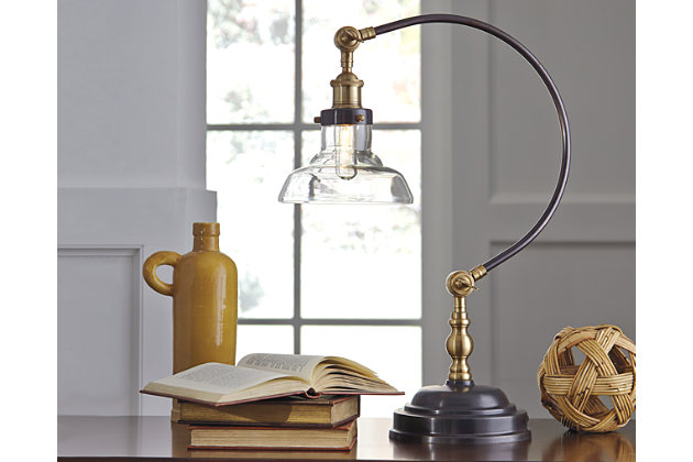 Asahavey desk lamp large