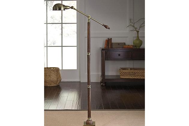 Jabrar Floor Lamp, , large