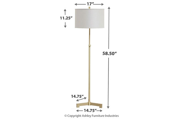 Laurinda Floor Lamp, , large