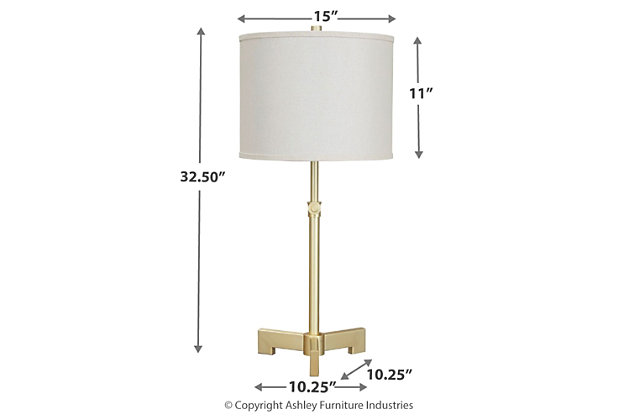 Laurinda Table Lamp, , large