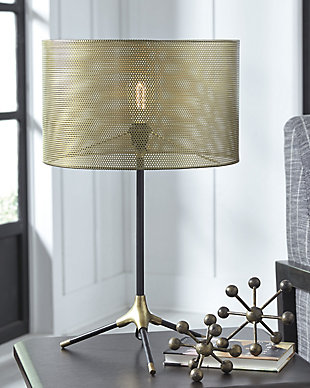 Mance Table Lamp, , rollover