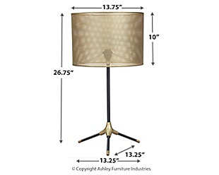 Mance Table Lamp, , large