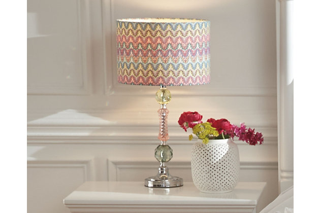 Starla Table Lamp by Ashley HomeStore, Multi