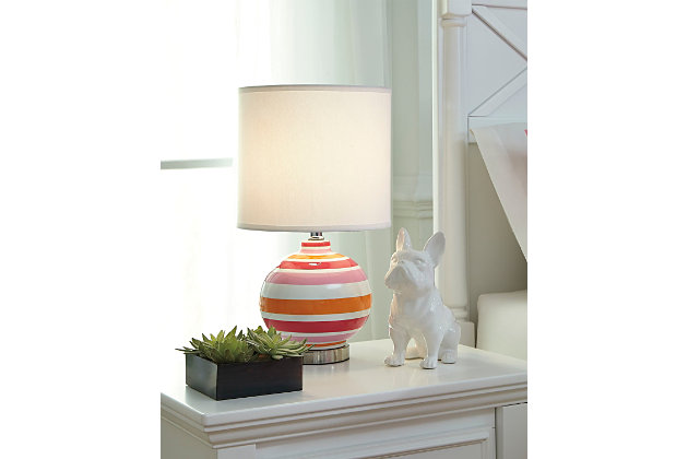 Sirene Table Lamp by Ashley HomeStore
