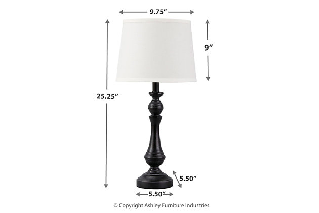 Kian Table Lamp, , large
