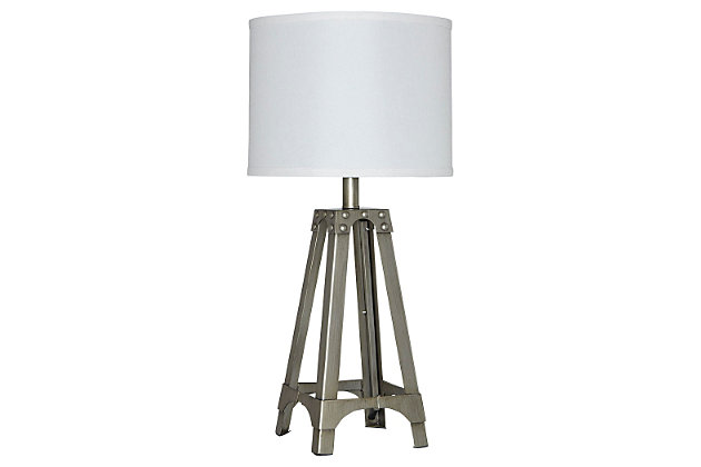 Arty Table Lamp, , large