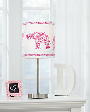 Nessie Table Lamp, , rollover