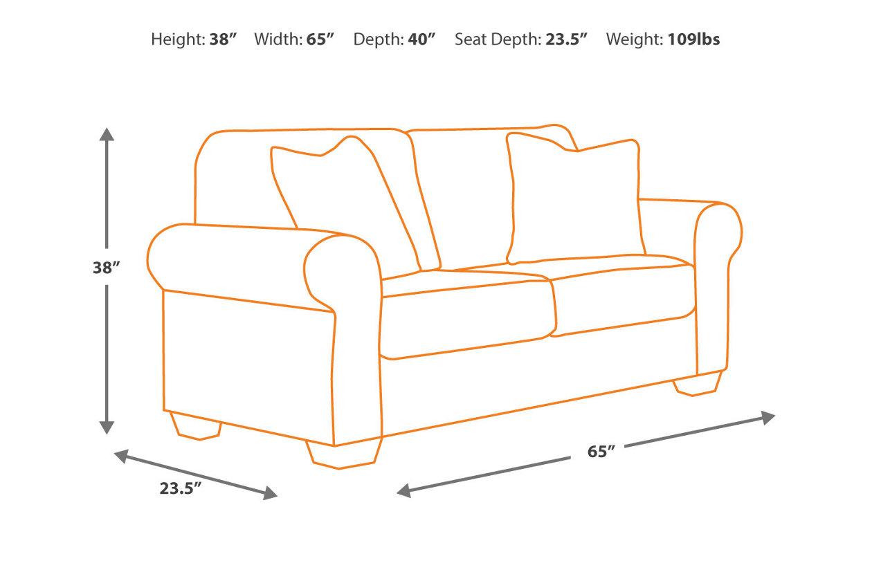 daystar sofa and loveseat ashley furniture homestore