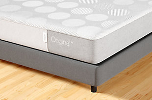 Casper Original Hybrid Twin Mattress, Gray/Black, large