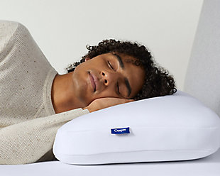 Casper Foam Pillow, White, rollover