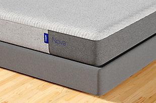 Casper Nova Foam Twin Mattress, Gray/Black, large