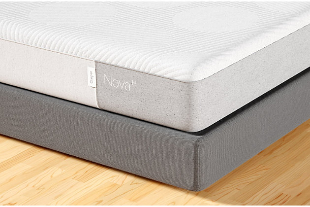 Casper Nova Hybrid Twin Mattress, White, large