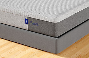 Casper Wave Foam Twin Mattress, Gray/Black, large