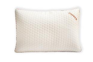 I Love Pillow Cül Cloud Queen Pillow, , large