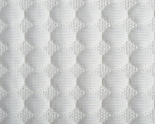 I Love Pillow Out Cold Twin Mattress Topper, White, large