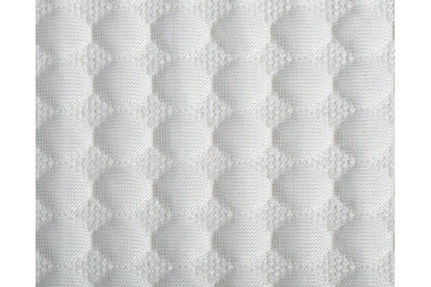I Love Pillow Out Cold Queen Mattress Topper, White, large