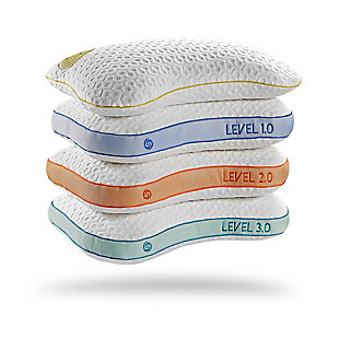 BEDGEAR® Level 1.0 Pillow, , rollover