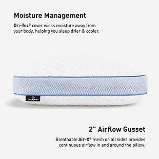 BEDGEAR® Level 1.0 Pillow, , large
