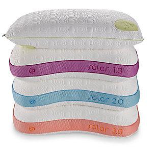 BEDGEAR® Solar 1.0 Pillow, , rollover
