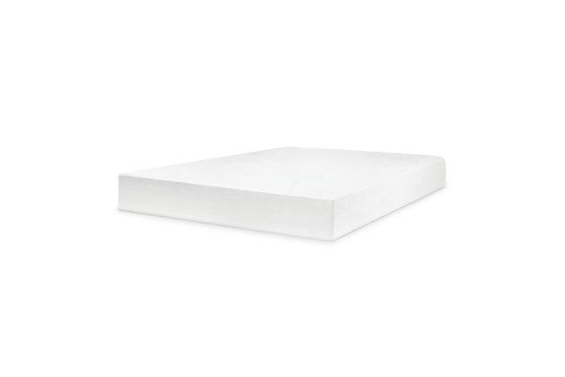 SensorPEDIC® MicroShield Antiallergen Waterproof King Mattress Protector, White, large